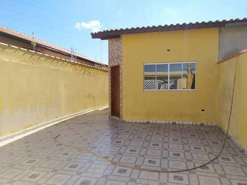Casa, código 234 em Itanhaém, bairro Bopiranga