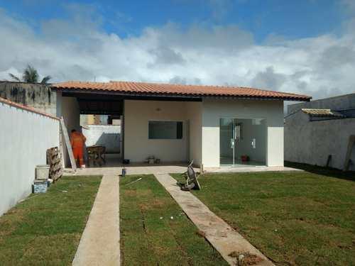 Casa, código 240 em Itanhaém, bairro Gaivotas