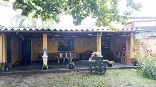Casa, código 242 em Itanhaém, bairro Gaivotas