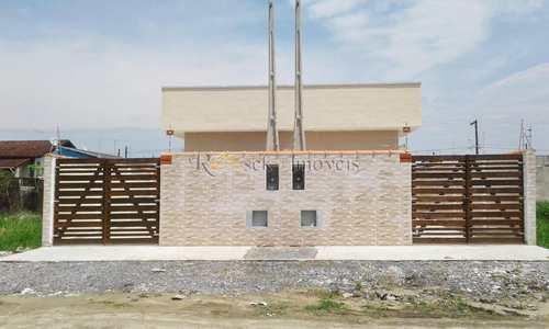 Casa, código 243 em Itanhaém, bairro Nova Itanhaém