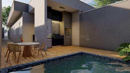 Casa, código 247 em Itanhaém, bairro Jardim Fazendinha