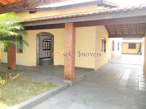 Casa, código 257 em Itanhaém, bairro Cibratel II