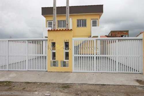 Casa, código 262 em Itanhaém, bairro Suarão