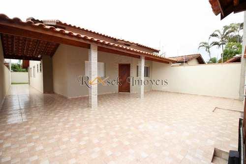 Casa, código 265 em Itanhaém, bairro Bopiranga