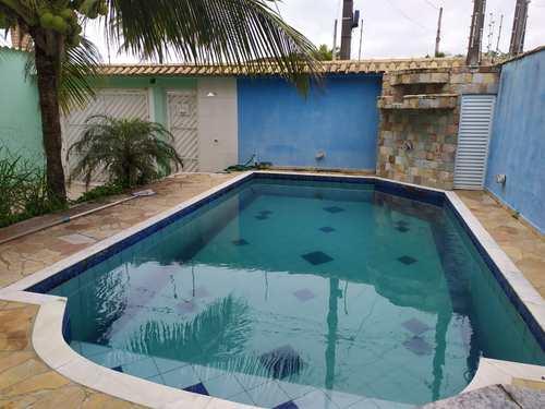 Casa, código 266 em Peruíbe, bairro Belmira Novaes