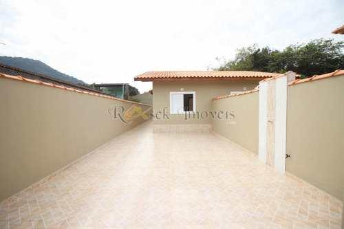 Casa, código 270 em Itanhaém, bairro Campos Elíseos