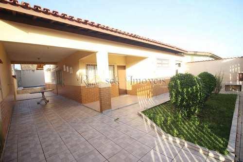 Casa, código 272 em Itanhaém, bairro Cibratel II
