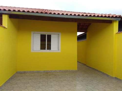 Casa, código 276 em Mongaguá, bairro Vera Cruz