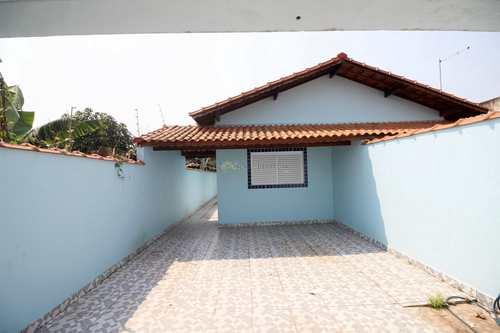 Casa, código 279 em Itanhaém, bairro Jardim Magalhães