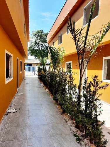 Casa, código 283 em Itanhaém, bairro Suarão