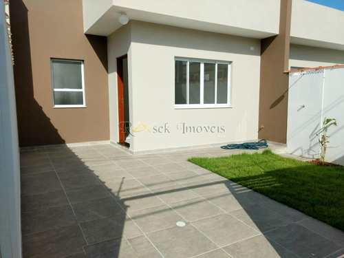 Casa, código 285 em Itanhaém, bairro Belas Artes