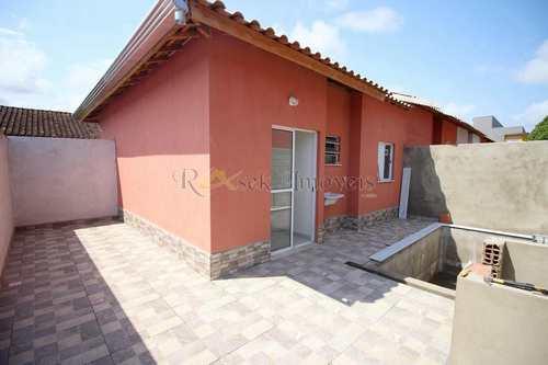 Casa, código 287 em Itanhaém, bairro Cibratel II