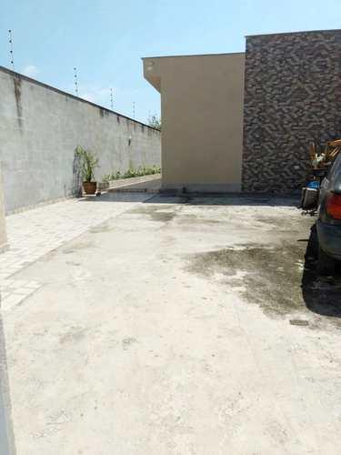 Casa, código 290 em Itanhaém, bairro Cibratel II