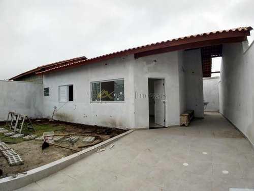 Casa, código 291 em Itanhaém, bairro Cibratel II