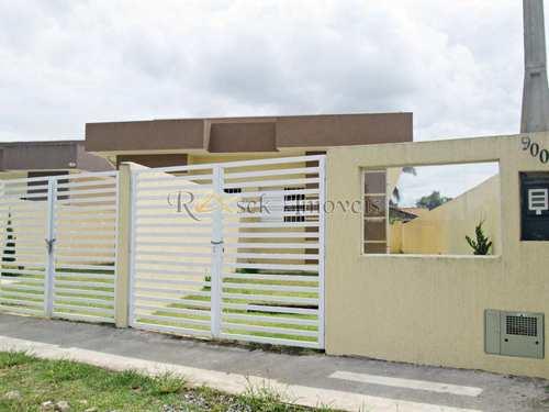 Casa, código 294 em Itanhaém, bairro Gaivotas