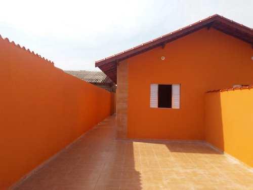 Casa, código 308 em Itanhaém, bairro Campos Elíseos