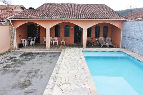 Casa, código 311 em Itanhaém, bairro Campos Elíseos