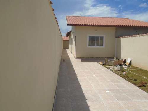 Casa, código 312 em Itanhaém, bairro Jardim Grandesp