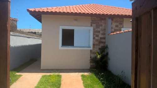 Casa, código 315 em Itanhaém, bairro Umuarama