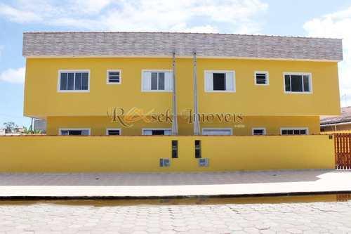 Casa, código 317 em Itanhaém, bairro Suarão
