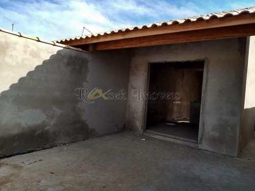 Casa, código 325 em Itanhaém, bairro Jardim Magalhães