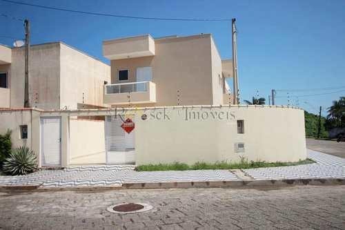 Casa, código 326 em Itanhaém, bairro Cibratel II