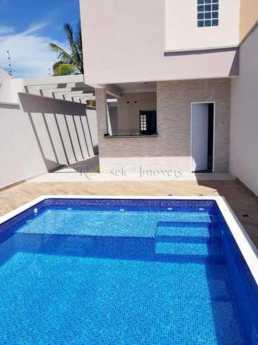 Casa, código 331 em Itanhaém, bairro Gaivotas