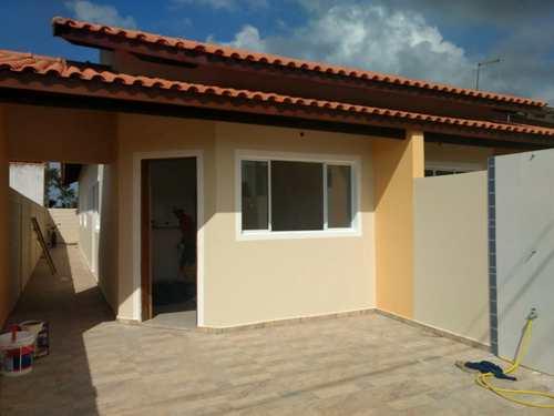 Casa, código 338 em Itanhaém, bairro Balneário Tupy