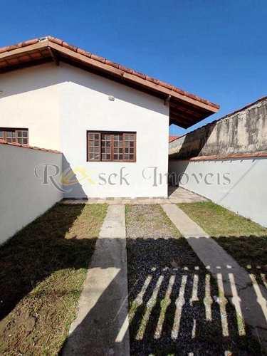 Casa, código 348 em Itanhaém, bairro Gaivotas