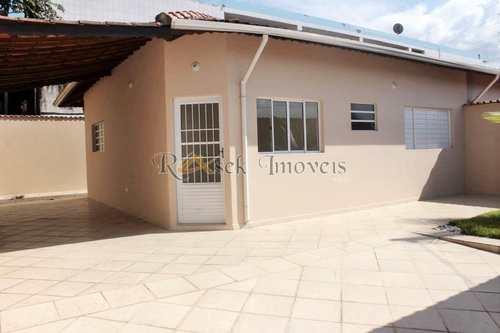 Casa, código 349 em Itanhaém, bairro Savoy