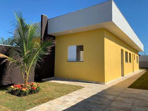 Casa, código 354 em Itanhaém, bairro Umuarama