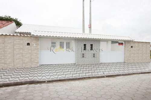 Casa, código 355 em Itanhaém, bairro Nova Itanhaém