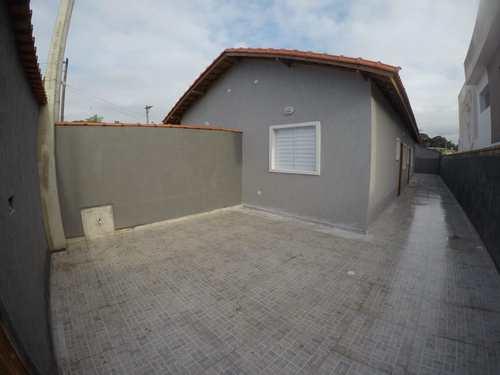 Casa, código 356 em Itanhaém, bairro Umuarama