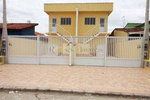 Casa, código 361 em Itanhaém, bairro Nova Itanhaém