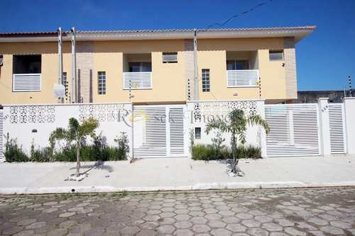 Casa, código 362 em Itanhaém, bairro Bopiranga