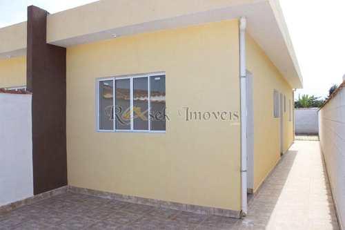 Casa, código 362 em Itanhaém, bairro Jardim Magalhães