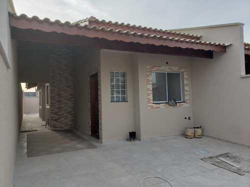 Casa, código 368 em Itanhaém, bairro Jardim Grandesp