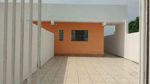 Casa, código 373 em Itanhaém, bairro Jardim Tropical