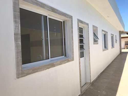 Casa, código 375 em Itanhaém, bairro Gaivotas