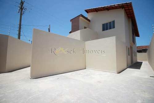 Casa, código 381 em Itanhaém, bairro Jardim Magalhães