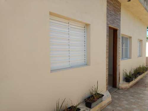 Casa, código 383 em Itanhaém, bairro Cibratel II