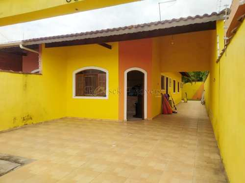 Casa, código 388 em Itanhaém, bairro Suarão