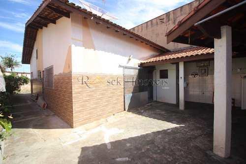 Casa, código 391 em Itanhaém, bairro Balnerio Gaivota