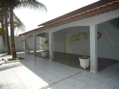 Casa, código 395 em Itanhaém, bairro Gaivotas