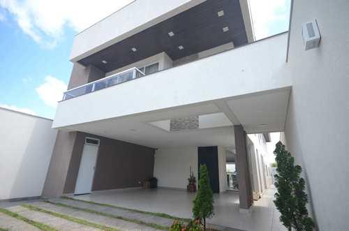 Casa, código 397 em Itanhaém, bairro Cibratel I