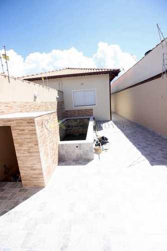 Casa, código 406 em Itanhaém, bairro Gaivotas