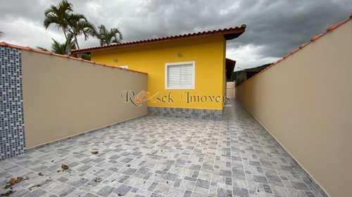 Casa, código 413 em Itanhaém, bairro Loty