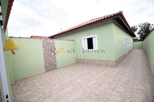 Casa, código 419 em Itanhaém, bairro Loty