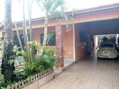 Casa, código 429 em Itanhaém, bairro Parque Augustus