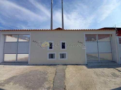 Casa, código 438 em Itanhaém, bairro Jardim Magalhães
